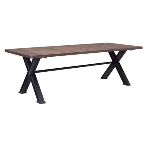 HAIGHT ASHBURY DINING TABLE D. NATURAL