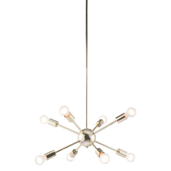 PILSNER CEILING LAMP GOLD