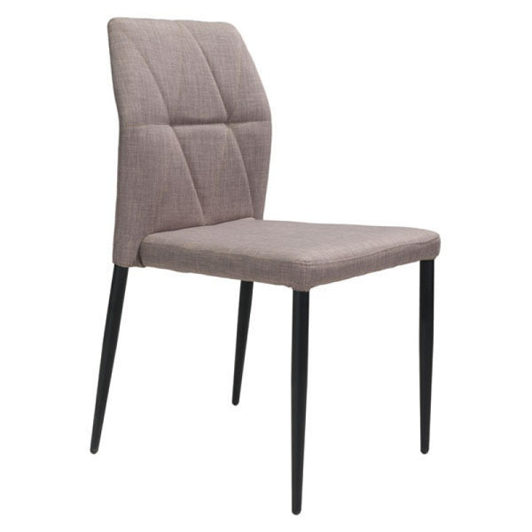REVOLUTION DINING CHAIR BEIGE