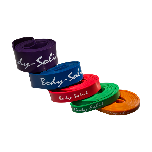 Body-Solid Resistance Band (purple)