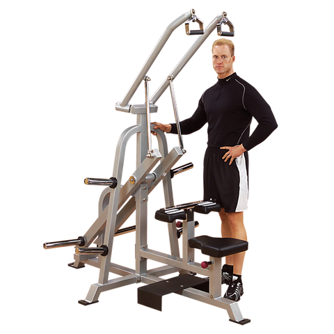 Leverage Lat Pulldown