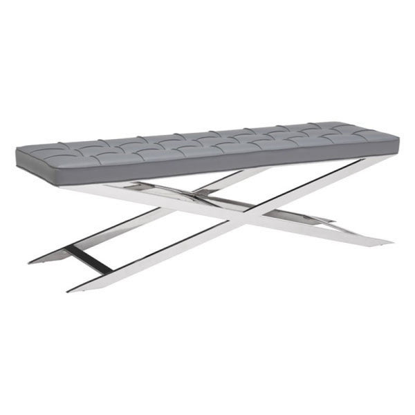 PONTIS BENCH GRAY