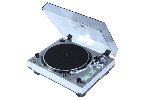 Techplay Odc21mki-sl Rb Fully Automatic Turntable, Aluminum Tray - Refurbished