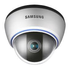 "Samsung Sid-460 - 1-3"""" High Resolution, Day & Night Dome Camera - Refurbished"
