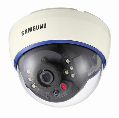 Samsung Sir-60 - 1-3  Day & Night, Ir LED Camera With Built-in V - Refurbished