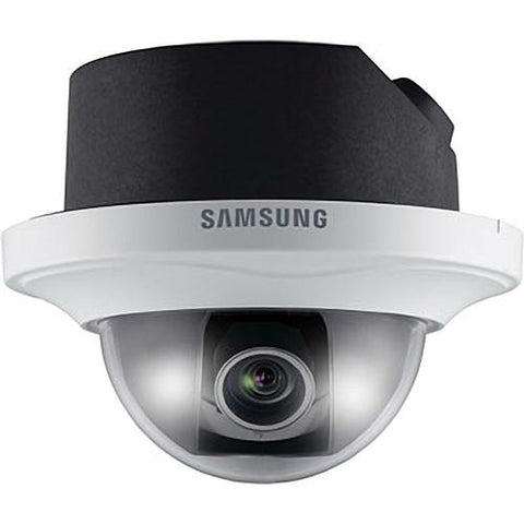 Samsung Snd-5080f HD Network Dome Camera (flush Mount) - Refurbished