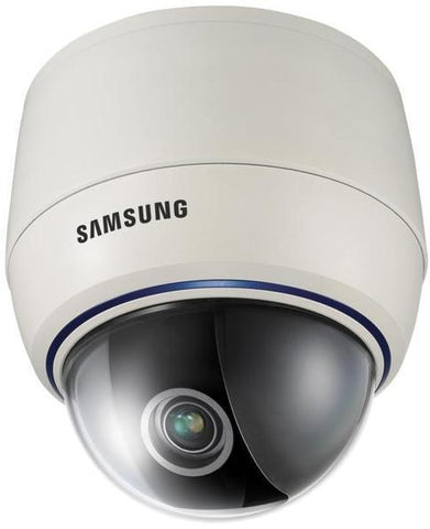 "Samsung Snd-560 - 1-3"""" High Performance Wdr Network Dome Camera - Refurbished"