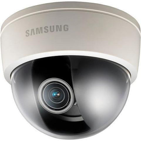 Samsung Snd-7061 - 3 Mp Full HD Network Dome Camera, Ivory - NEW