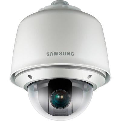 Samsung Snp-3430h CCTV 43x Network Ptz Dome Camera - Refurbished