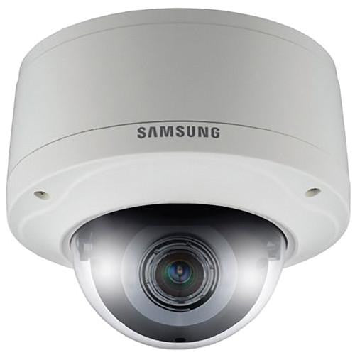 Samsung Snv-7082 3 Mp Full HD Vandal-resistant Network Dome Came - Refurbished