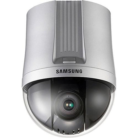 Samsung Spd-2700 Low-light High-resolution Ptz Dome Camera 27x Z - Refurbished