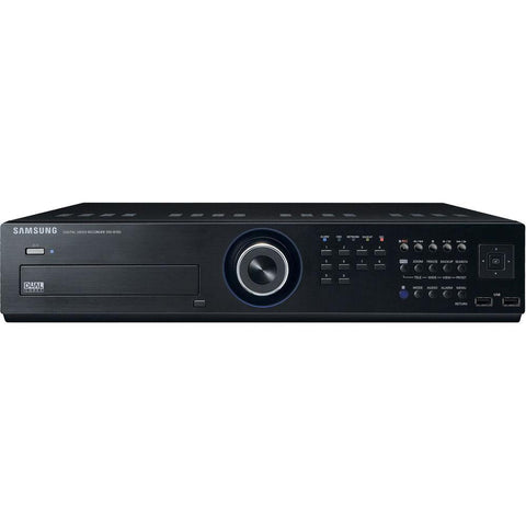Samsung Srd-870d - 500gb 8-Channel H.264 Digital Video Recorder - Refurbished