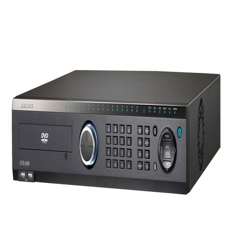 Samsung Svr-1680 Rb 500gb - 16 Channel Premium DVR - Refurbished