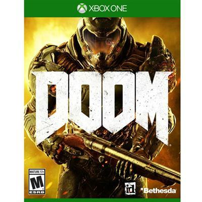 Doom 1st Person Shooter Xb1