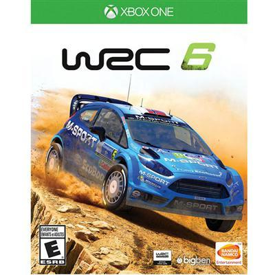World Rally Championship 6 Xb1