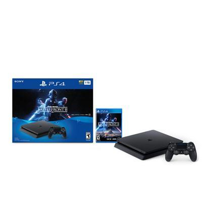 Ps4 Star Wars Bfront 2 Bundle