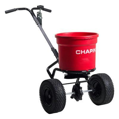 80lb Professional Spreader Red