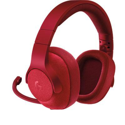 G433 7.1 Wired Gmng Hdst Red