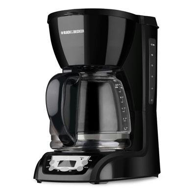 Bd 12c Coffeemaker Black