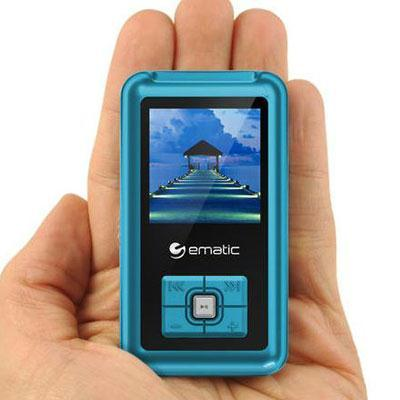 "1.5"" Mp3 Video Player Blue"