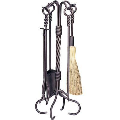 5 PC Fireplace Tool Set