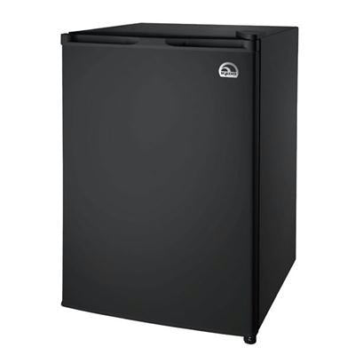 Igloo 2.6 Cu Ft Fridge Black