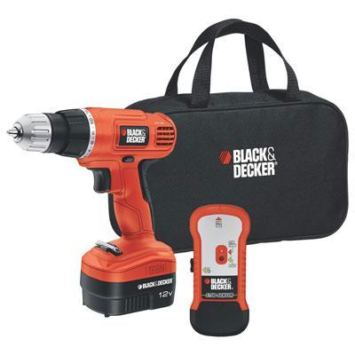 Bd 12v Cordless Drill With Stud