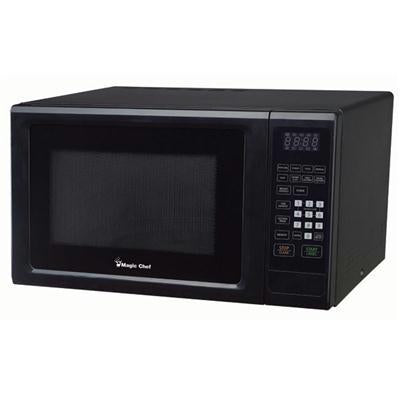 1.1 Microwave Oven Black