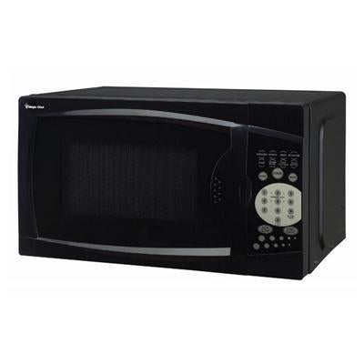 0.7 Microwave Oven Black