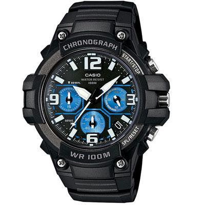 Heavy Duty Chrono Analog Watch