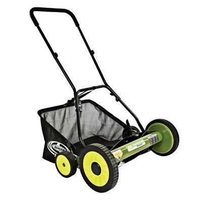 20in Manual Reel Mower