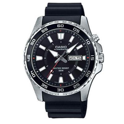 Mens Analog Super Ilumintr Blk
