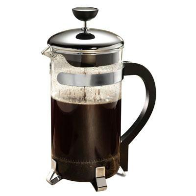 Primula 8c Coffee Press Chrome