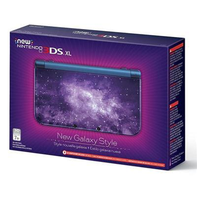3ds Xl Galaxy Style
