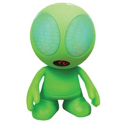 Alien Bluetooth Speaker Green