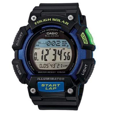 Mens Black Digital