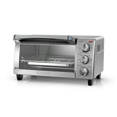B&d 4 Slice Toaster Oven Ss