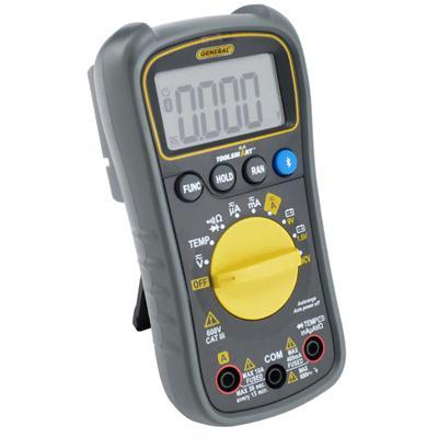 Bluetooth Digital Multimeter