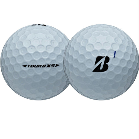 Bridgestone Tour B XS Golf Balls-Dozen White