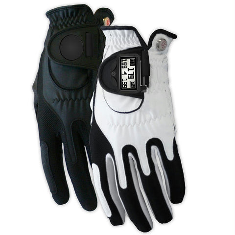 Zero Friction Mens Distance Pro GPS Golf Glove Pair RH