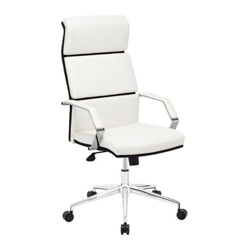 LIDER PRO OFFICE CHAIR WHITE