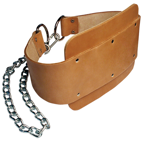 Leather Dipping Belt