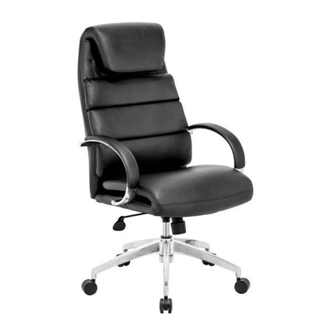LIDER COMFORT OFFICE CHAIR BLACK