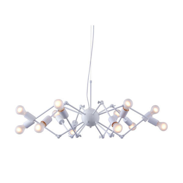 SLEET CEILING LAMP WHITE