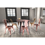 ELIO DINING CHAIR GOLD