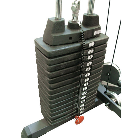 50lb. Selectorized Weight Stack Upgrade