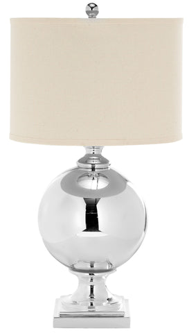 ALCOTT 28-INCH H MERCURY GLASS TABLE LAMP