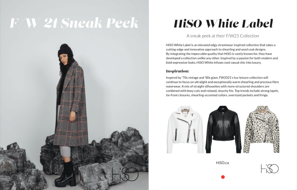 HISO featured in Distillery District Magazine