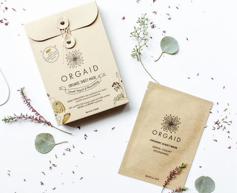 Orgaid Nourishing Mask