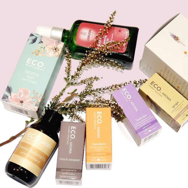 Aroma Pregnancy Gift Box - New mum Gifts - Boxfortwo